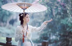 微小说:雨中缘